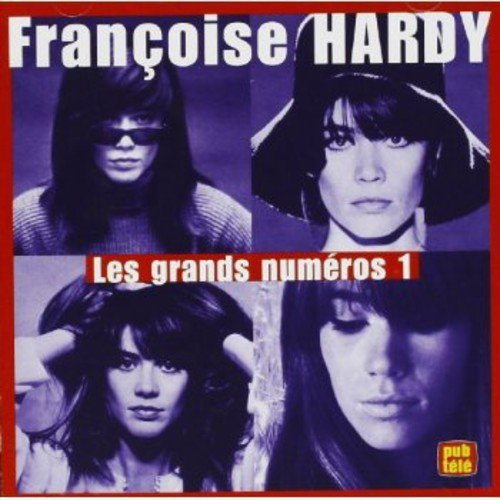 Francoise Hardy Les Grands Numeros 1 Import Can