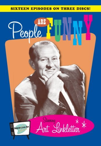 People Are Funny Season 1 Bw Nr 3 DVD