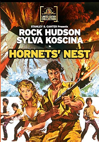 Hornet's Nest (1970) Hudson Koscina Fantoni Sernas DVD Mod This Item Is Made On Demand Could Take 2 3 Weeks For Delivery