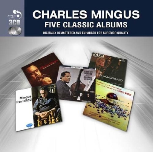 Charles Mingus Five Classic Albums Import Gbr 3 CD