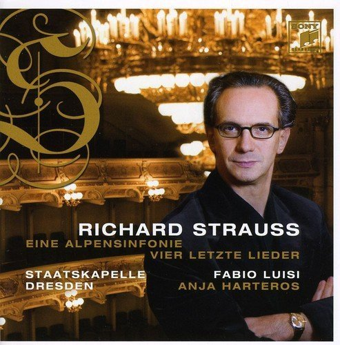 Fabio Luisi Richard Strauss Eine Alpensin Import Eu