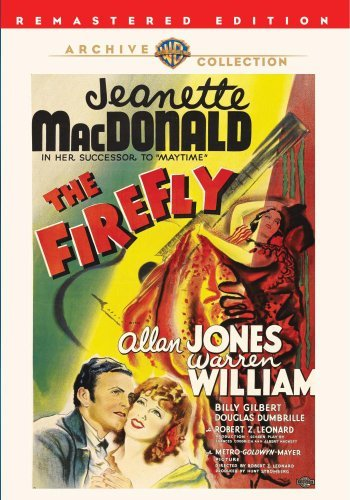 Firefly (1937) Mac Donald Jones William DVD Mod This Item Is Made On Demand Could Take 2 3 Weeks For Delivery