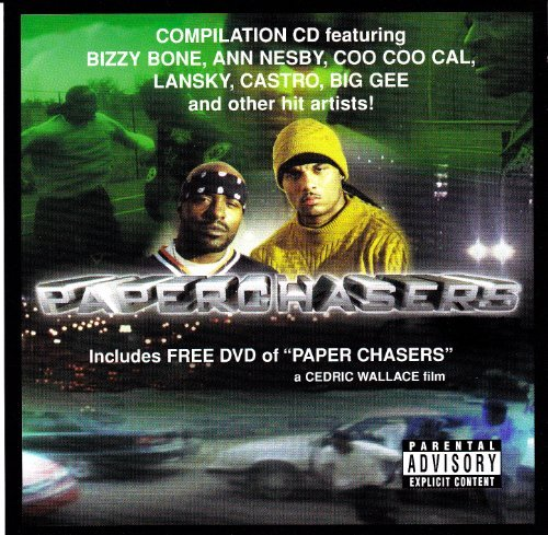 Paper Chasers Soundtrack Explicit Version Incl. DVD Movie