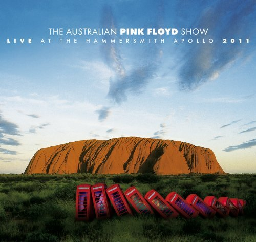 Australien Pink Floy 2011 Live From The Hammersmith Import Eu 2 CD