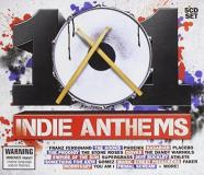 101 Indie Anthems 101 Indie Anthems Import Aus 5 CD