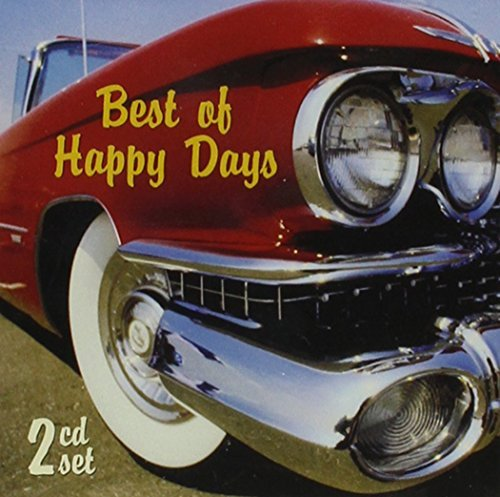 Best Of Happy Days Best Of Happy Days Little Richard Vincent Eddy 2 CD Set