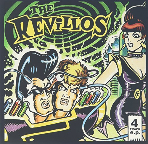 Revillos Revillos 7 Inch Single