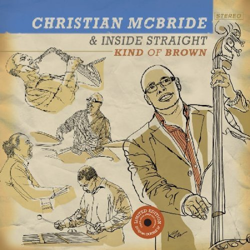 Christian & Inside Str Mcbride Kind Of Brown Lmtd Ed.