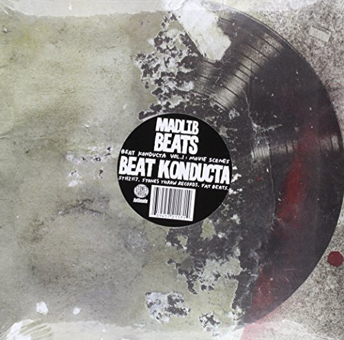 Madlib Vol. 1 Beat Konducta