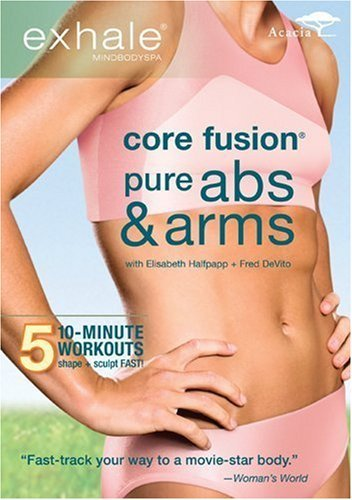 Exhale Core Fusion Pure Abs & Arms Nr