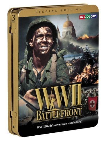 Ww2 Battlefront Ww2 Battlefront Tin Nr 3 DVD
