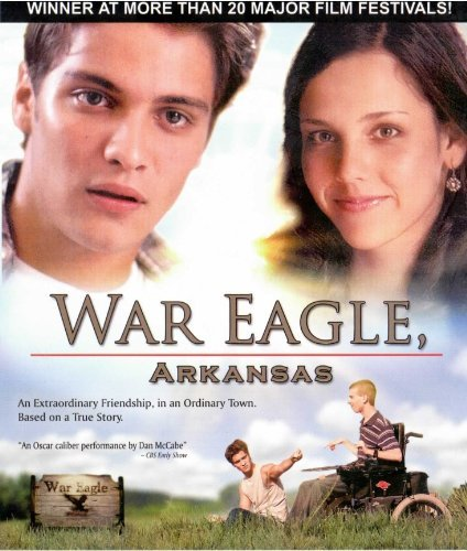 War Eagle Arkansas Grimes Mccabe Ws Blu Ray Pg13