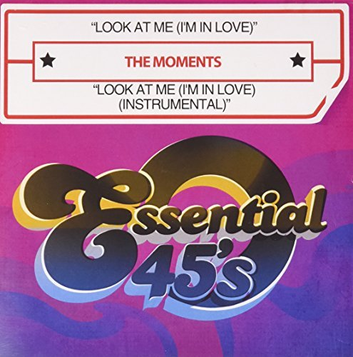 Moments/Look At Me (I'M In Love)/Look@Cd-R@Digital 45
