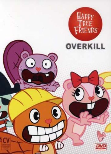 Happy Tree Friends Overkill Clr R