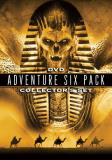 Adventure Six Pack Adventure Six Pack Coll. Set Nr 6 DVD