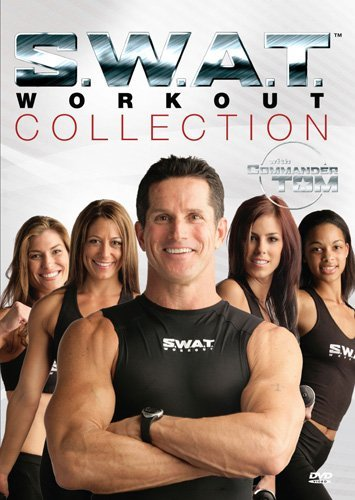Tom Stroup S.W.A.T. Workout 3 Pack Nr 3 DVD