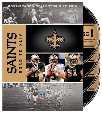 Nfl Road To Super Bowl 44 New Nfl Road To Super Bowl 44 New Nr 2 DVD