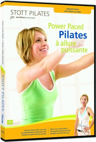 Power Paced Pilates (eng Fre) Power Paced Pilates (eng Fre)