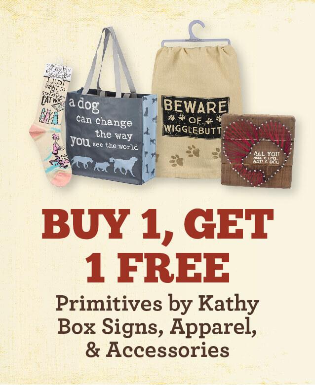 Primitives By Kathy - Buy 1 Get 1 Free