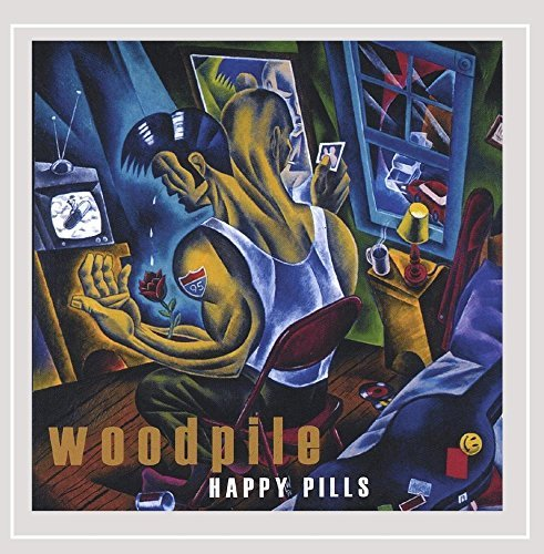 Woodpile Happy Pills