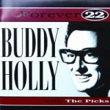 Buddy Holly Forever 22 Import Gbr 2 CD Set