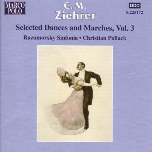 C.M. Ziehrer Selected Dances & Marches Vol. Pollack Razumovsky Sinf
