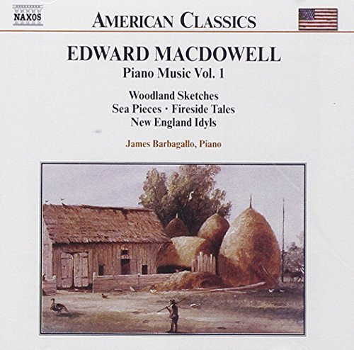 E. Macdowell Piano Music Vol. 1