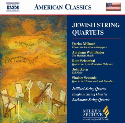Jewish String Quartets Jewish String Quartets Various