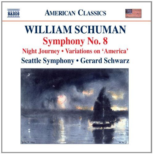 W. Schuman Sym 8 Night Journey Variations Schwarz Seattle Symphony