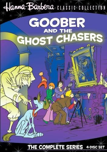 Goober & The Ghost Chasers The Complete Series DVD Mod This Item Is Made On Demand Could Take 2 3 Weeks For Delivery