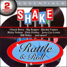 Essentials Shake Rattle & Rol Essentials Shake Rattle & Rol 2 CD