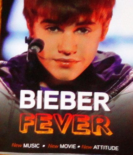 Katy Sprinkel Bieber Fever