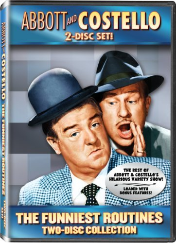 Abbott & Costello Funniest Routines Nr 2 DVD