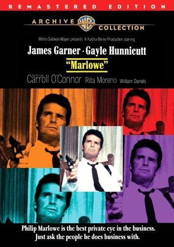 Marlowe (remastered) Garner Hunnicutt O'connor DVD Mod This Item Is Made On Demand Could Take 2 3 Weeks For Delivery