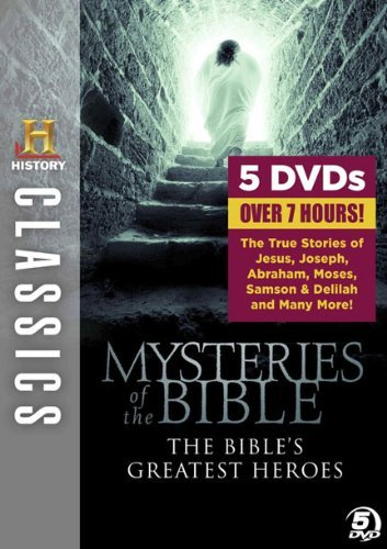 Mysteries Of The Bible The Bi History Classics Nr 5 DVD