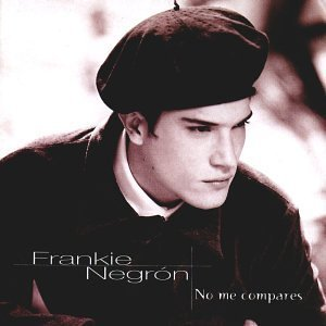 Frankie Negron No Me Compares CD R