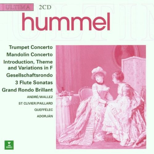 J.N. Hummel Con Tpt Con Mand Maurice*andre (tpt) Various