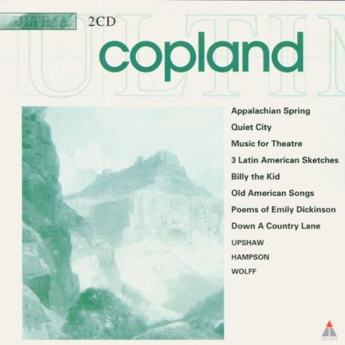 A. Copland Appalachian Spring Quiet City Wolff St. Paul Co