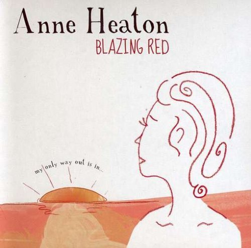 Anne Heaton Blazing Red