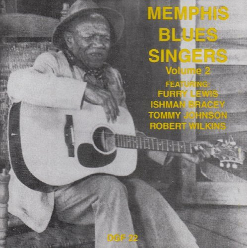 Memphis Blues Singers Vol. 2 Memphis Blues Singers Memphis Blues Singers