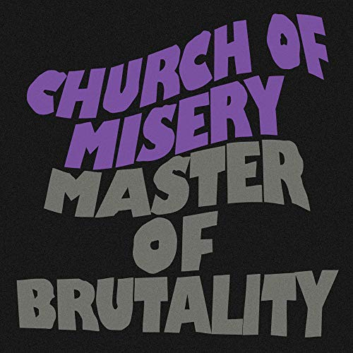 church-of-misery-master-of-brutality-purple-vinyl-purple-vinyl-500-copies-with-bonus-tracks-2lp