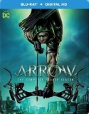 Arrow Season 4 Exclusive Limited Edition Steelbook