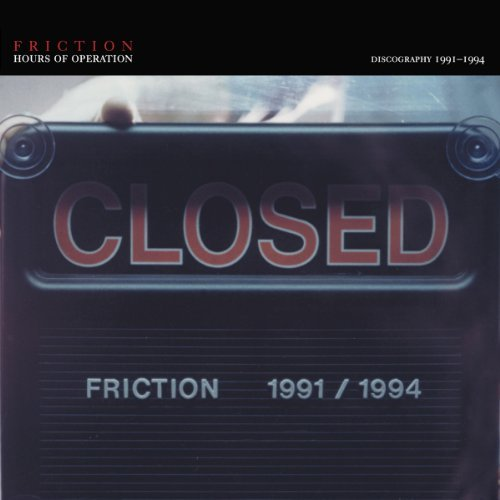 Friction Hours Of Operation 2 CD Set