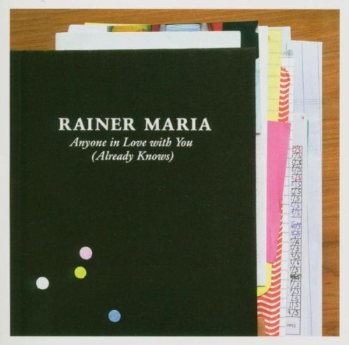 Rainer Maria Anyone In Love With You (alrea 2 CD Set