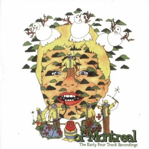 Of Montreal Early Four Track Recordings