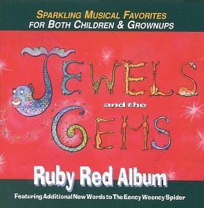 Jewels & The Gems Ruby Red Album