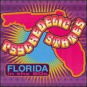 Psychedelic States Vol. 1 Florida In The '60s Twelfth Night Mysteries Psychedelic States