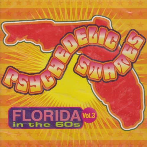 Psychedelic States Vol. 3 Florida In The '60s Twelfth Night Mysteries Psychedelic States