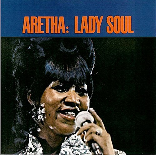 Aretha Franklin Lady Soul