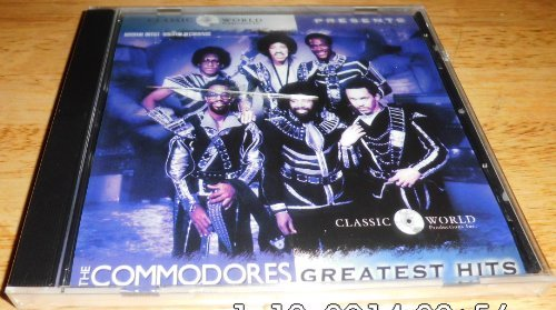 Commodores Commodores Remastered